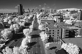 Panoramic View of Montreal, Quebec,