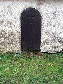 Ancient Grave-Stone