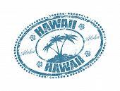Hawaii Stamp