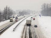 Snow calamity