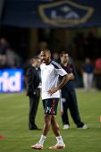 CARSON, CA. - MAY 7: New York Red Bulls F Thierry Henry #14 before the MLS game between the New York