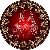 Calligraphic, Shirdi Sai Baba