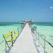 Santa Luc�?�?�?�a beach, Camaguey Province, Cuba