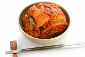 foto of kimchi  - kimchi - JPG