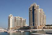 Edifícios residenciais em Dubai