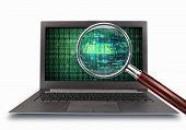 a computer virus detection