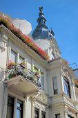 Facade Of Wilhelminian Style House