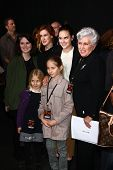 LOS ANGELES - JAN 31: Marlene Willis with granddaughters , Tallulah Belle Willis, Rumer Willis at th