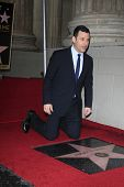 LOS ANGELES -JAN 25: Jimmy Kimmel na cerimônia de Hollywood Walk of Fame para Jimmy Kimmel em Hollyw