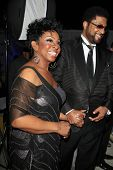 LOS ANGELES - FEB 1: Gladys Knight, William McDowell in the Bellafortuna Entertainment gifting suite at the NAACP awards on February 1, 2013 in Los Angeles, California