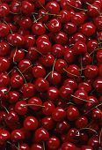 Background Of Cherries