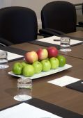 Boardroom Place Setting