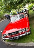 Triumph Stag Sports Car