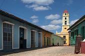 Old Town Of Trinidad, Cuba.