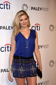 LOS ANGELES - MAR 16:  Maggie Grace at the PaleyFEST -