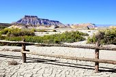 Desert landscape of southern Utah