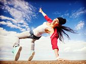 pic of break-dance  - sport - JPG