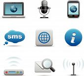 picture of internet icon  - Internet  icons for your website or application - JPG