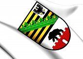 Saxony-anhalt Coat Of Arms