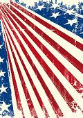 American flag poster. An american background for you.