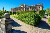 Parliament House. Stockholm, Sweden