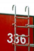 Back End Fire Ladder