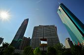 Shenzhen, China - August 03,2011: Kingkey Financial Center