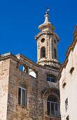 Church of SS. Giuseppe e Anna. Monopoli. Puglia. Italy.