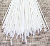 pic of rice noodles  - close  - JPG