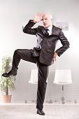 Funniculì Funniculà Dancing In The Office