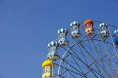 Ferris Wheel colorful