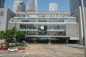 HONGKONG -SEPTEMBER 8 2013:The first Apple Store in Hong Kong, being the 100th overseas store outside the USA opened on September 24, 2011