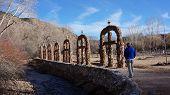 The El Santuario De Chimayo