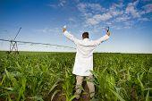 Satisfied Agronomist