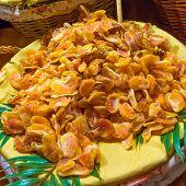 Dried Tangerine, Mandarin Sliced