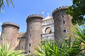 Majestic castel nuovo in naples, Italy