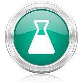 laboratory internet icon