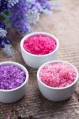 Different Sea Salt