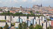Panorama Of Edinburgh
