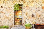 Door in Tel Aviv, Israel