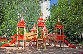 Wooden Children's Play Set