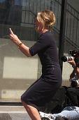 LOS ANGELES - SEP 9:  Christina Applegate at the Katey Sagal Hollywood Walk of Fame Star Ceremony at Hollywood Blvd. on September 9, 2014 in Los Angeles, CA