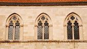 Windows In Dubrovnik, Croatia