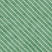 Green Leaf And Stripes Pattern Repeat Background