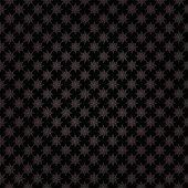 Metallic Star Pattern Seamless Abstract Background