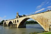 Bridge In Avignon