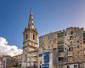 Saint Paul's Anglican Cathedral In Valletta, Malta