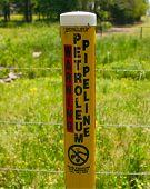 Pipeline Pole