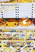 Telecommunication equipment.
