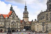 Old Town A Dresden, Germany.